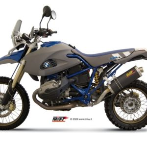 ESCAPES MIVV BMW - Mivv Oval carbono BMW HP2 Enduro 2005+ -