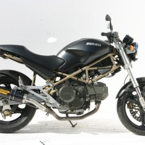 ESCAPES MIVV DUCATI - Mivv GP carbono Monster 620 2002+ -