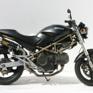 ESCAPES MIVV DUCATI - Mivv GP carbono (alto) Monster 620 2002+ -