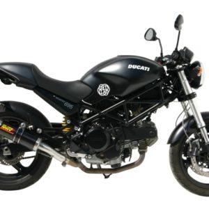 ESCAPES MIVV DUCATI - Mivv GP carbono Monster 695 2006+ -