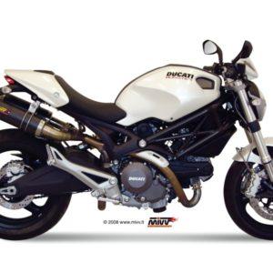 Ducati Monster 696 (2008 - 2010) - Mivv GP carbono Monster 696 2008+ -