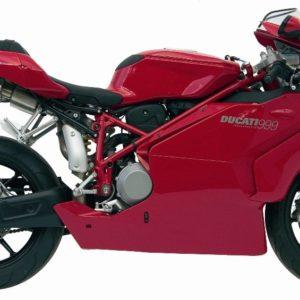 DUCATI 749 2003 - Mivv GP carbono (bajo colin) Ducati 749 2003-2006 -