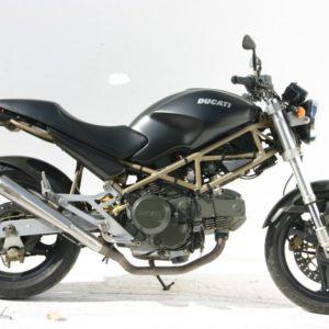 ESCAPES MIVV DUCATI - Mivv X-cone acero inox Monster 750 1999-2002 -