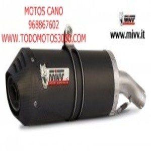 ESCAPES MIVV DUCATI - Escape Mivv OVAL CARBONO,COPA CARBONO Ducati Multistrada 1200 2010+ -