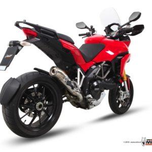 ESCAPES MIVV DUCATI - Escape Mivv GIBLI Ducati Multistrada 1200 2010+ -