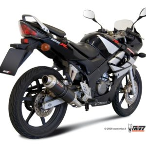 ESCAPES MIVV HONDA - Mivv GP Carbono Honda CBR 125 R (2004 en adelante) GP CARBONO -