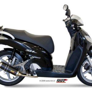 ESCAPES MIVV HONDA - SISTEMA COMPLETO Mivv Honda SH 125 / SH 150 2002+ GP CARBONO -