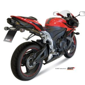 ESCAPES MIVV HONDA - Escape Mivv Honda CBR 600 RR 2007+ SUONO FULL TITANIO -