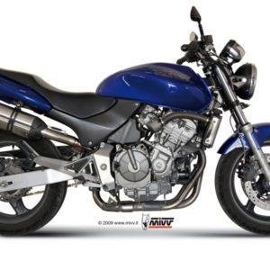 ESCAPES MIVV HONDA - Escape Mivv Honda Hornet 600 1998-2002 SUONO INOX -