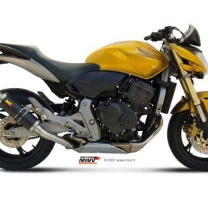 ESCAPES MIVV HONDA - Escape Mivv Honda Hornet 600 2007+ GP CARBONO -