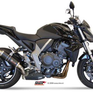 ESCAPES MIVV HONDA - Escape Mivv Honda CB 1000 R 2008+ GP CARBONO -