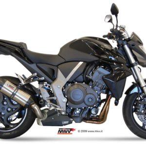 ESCAPES MIVV HONDA - Escape Mivv Honda CB 1000 R 2008+ SUONO INOX -