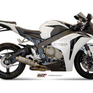 ESCAPES MIVV HONDA - Escape Mivv Honda CBR 1000 RR 2008+ GP TITANIO -