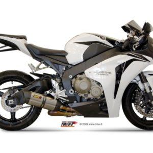 ESCAPES MIVV HONDA - Escape Mivv Honda CBR 1000 RR 2008+ SUONO INOX -