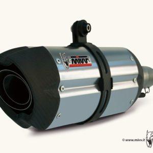 ESCAPES MIVV HONDA - Escape Mivv Honda CBR 1000 RR 2008+SUONO FULL TITANIO -