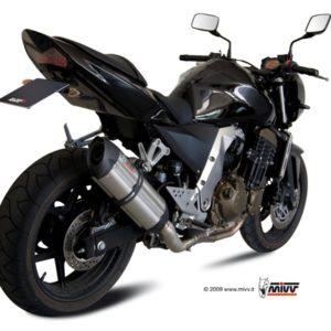 ESCAPES MIVV KAWASAKI - Escape MIVV Kawasaki Z 750 2004-2006 SUONO INOX -