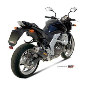 ESCAPES MIVV KAWASAKI - MIVV GP Carbono Kawasaki Z 750 (2007 en adelante) GP CARBONO -