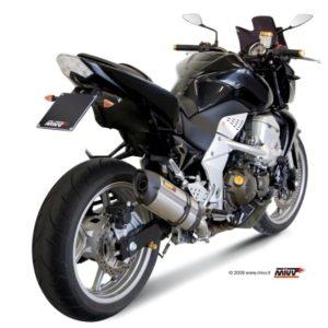 ESCAPES MIVV KAWASAKI - Escape MIVV Kawasaki Z 750 2007+ SUONO INOX -