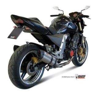 ESCAPES MIVV KAWASAKI - Escape MIVV Kawasaki Z 1000 2003-2006 SUONO INOX -
