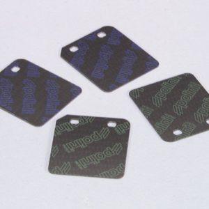 ADLY - Láminas de carbono Polini YAMAHA-MINAR. (2130532) -