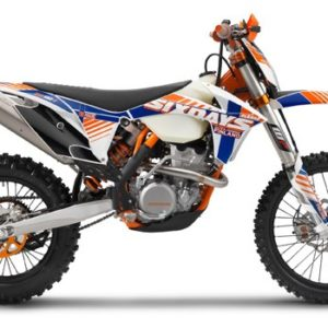 ESCAPES MIVV KTM - SISTEMA COMPLETO MIVV INOX COPA CARBONO KTM EXC 250 F (2012) -