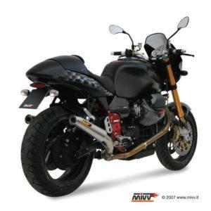 MOTO GUZZI - Escape MIVV X-CONE Moto Guzzi V11 (1999+) -