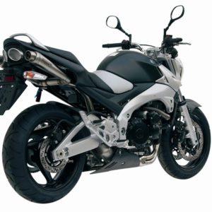 SUZUKI - Escape MIVV Suzuki GSR 600 (2006-2010) X-CONE -