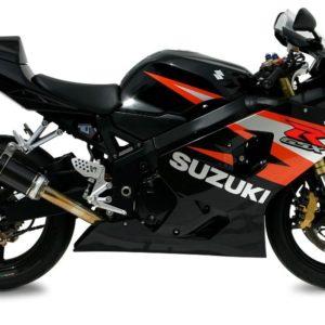 SUZUKI - Escape MIVV Suzuki GSX-R 600/750 (2004-2005) GP CARBONO -