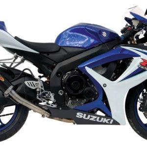 SUZUKI - Escape MIVV Suzuki GSX-R 600/750 (2006-2007) GP CARBONO -