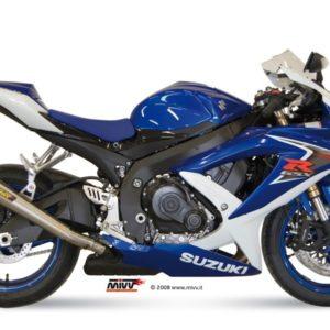SUZUKI - Escape MIVV Suzuki GSX-R 600/750 (2008-2010) X-CONE PLUS -