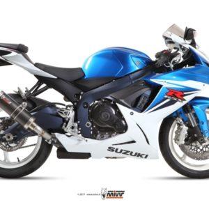 SUZUKI - Escape MIVV Suzuki GSX-R 600/750 (2011-2012) GP CARBONO -