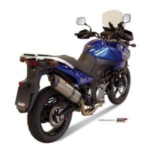 SUZUKI - Escape MIVV Suzuki DL V-STROM 650 (2007-2010) SUONO INOX -