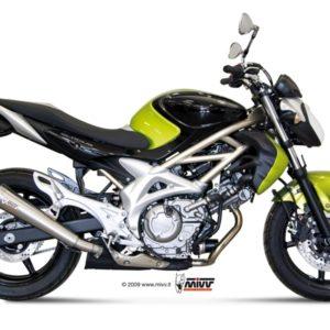 SUZUKI - Escape MIVV Suzuki GSF 650 BANDIT (2005-2006) X-CONE -