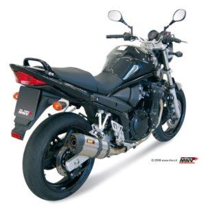 SUZUKI - Escape MIVV Suzuki GSF 650 BANDIT (2005-2006) SUONO INOX -