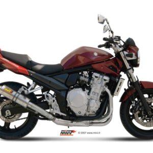 SUZUKI - Escape MIVV Suzuki GSF 650 BANDIT (2007-2012) GP TITANIO -