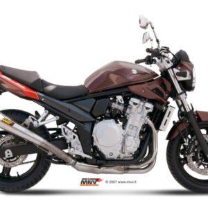 SUZUKI - Escape MIVV Suzuki GSF 650 BANDIT (2007-2012) X-CONE -
