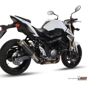 SUZUKI - Escape MIVV Suzuki GSR 750 (2011-2012) GP carbono -