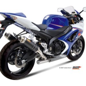SUZUKI - Escape MIVV Suzuki GSX-R 1000 (2007-2008) GP carbono -