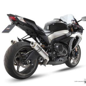 SUZUKI - Escape MIVV Suzuki GSX-R 1000 (2009-2011) GP titanio -