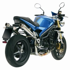 ESCAPES MIVV TRIUMPH - Escape MIVV Triumph SPEED TRIPLE (2005-2006) X-cone acero inox -