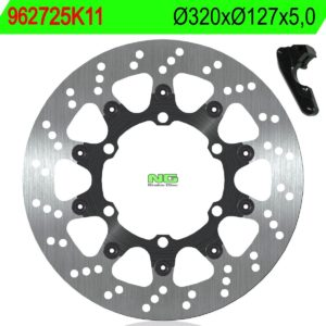 KTM - Disco de freno NG 725K11 Ø320 x Ø127 x 5 -