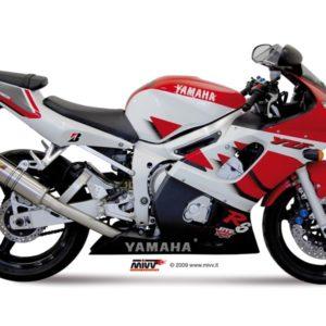 ESCAPES MIVV YAMAHA - MIVV GP titanio YZF 600 R6 (99-02) -