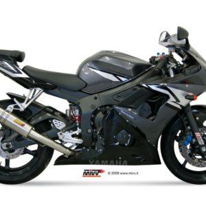 ESCAPES MIVV YAMAHA - MIVV GP titanio YZF 600 R6 (03-05) -