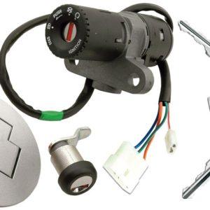 MOTOR HISPANIA - Juego cerraduras Rieju RS-2 Matrix -