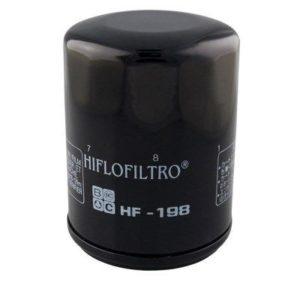 VICTORY - Filtro de Aceite Hiflofiltro HF198 -