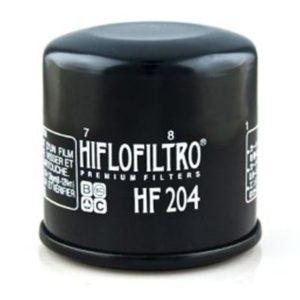 PARA TU MOTO UNIVERSAL - Filtro de Aceite Hiflofiltro HF204 -