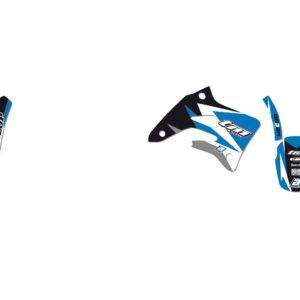 TM RACING - Kit Adhesivos Blackbird Dream Tm2801E -