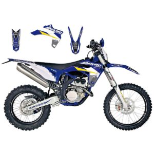 SHERCO - Kit Adhesivos Blackbird Dream Sherco 2E00E -