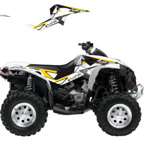 CAN-AM - Kit Adhesivos Blackbird Dream Can-Am 2Q17A -