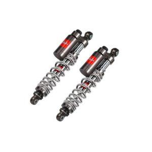 HARLEY DAVIDSON - Amortiguadores Bitubo gas botella muelle cromo HD011WMT03 -